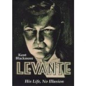 Levante, His Life No Illusion by Kent Blackmore book